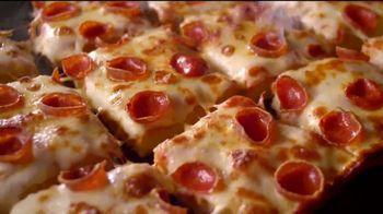 Jet's Pizza 8 Corner Pizza TV Spot, 'Comes From Detroit'