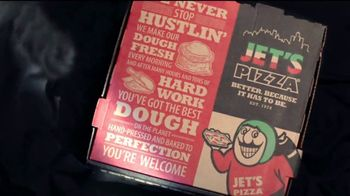Jet's Pizza 8 Corner Pizza TV Spot, 'Comes From Detroit' - Thumbnail 5