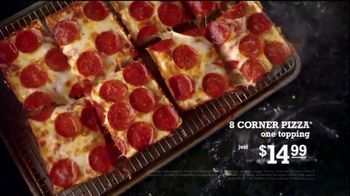 Jet's Pizza 8 Corner Pizza TV Spot, 'Comes From Detroit' - Thumbnail 7