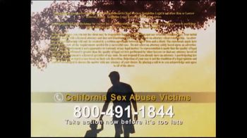 Knightline Legal TV Spot, 'California Sex Abuse Victims' - Thumbnail 9