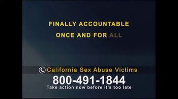 Knightline Legal TV Spot, 'California Sex Abuse Victims' - Thumbnail 4