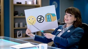 AT&T Wireless TV Spot, 'Lily Uncomplicates: Face Painting' - Thumbnail 6
