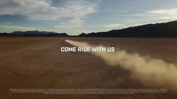 Can-Am TV Spot, 'Off-Road Livin': Make the World Go Away' Song by Eddy Arnold - Thumbnail 7