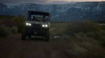 Can-Am TV Spot, 'Off-Road Livin': Make the World Go Away' Song by Eddy Arnold - Thumbnail 3