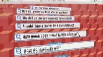 Thomas J. Henry Injury Attorneys TV Spot, 'Personal Injury FAQs' - Thumbnail 4