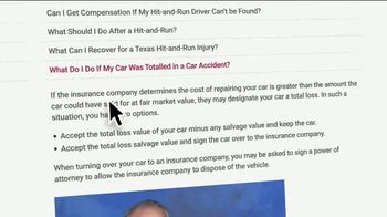 Thomas J. Henry Injury Attorneys TV Spot, 'Personal Injury FAQs' - Thumbnail 8