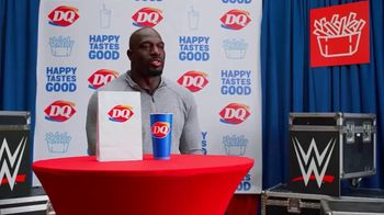 Dairy Queen TV Spot, 'Share Your Happy: Titus O'Neil: Travel With Family' - Thumbnail 6