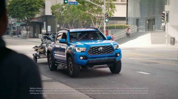 Toyota Ready Set Go! TV Spot, 'Imagine: Downtown' [T2] - 228 commercial airings