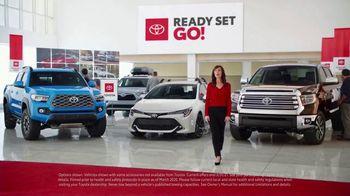 Toyota Ready Set Go! TV Spot, 'Imagine: Downtown' [T2] - Thumbnail 1