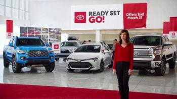 Toyota Ready Set Go! TV Spot, 'Imagine: Downtown' [T2] - Thumbnail 7