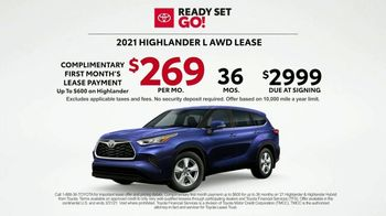 Toyota Ready Set Go! TV Spot, 'Imagine: Downtown' [T2] - Thumbnail 5