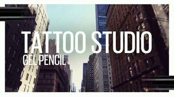 Maybelline New York Tattoo Studio Gel Pencil TV Spot, 'Bold Intensity' - Thumbnail 2