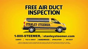 Stanley Steemer TV Spot, 'Powerful Results: Free Air Duct Inspection' - Thumbnail 9