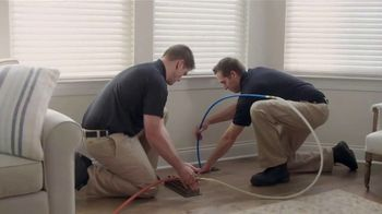 Stanley Steemer TV Spot, 'Powerful Results: Free Air Duct Inspection'