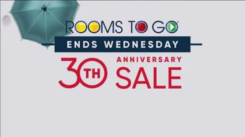 Rooms to Go 30th Patio Anniversary Sale TV Spot, 'Made in the Shade: Ends Wednesday' Song by Junior Senior - Thumbnail 9
