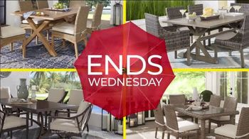 Rooms to Go 30th Patio Anniversary Sale TV Spot, 'Made in the Shade: Ends Wednesday' Song by Junior Senior - Thumbnail 2