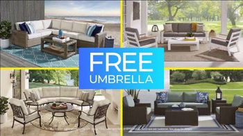 Rooms to Go 30th Patio Anniversary Sale TV Spot, 'Made in the Shade: Ends Wednesday' Song by Junior Senior - Thumbnail 5