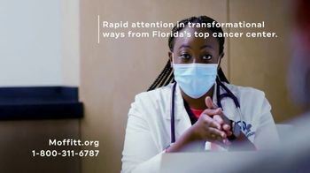 Moffitt Cancer Center TV Spot, \'Immediate Action\'