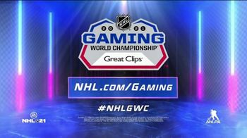 NHL Gaming World Championships TV Spot, '2021 GWC: Build Your Dream Squad'