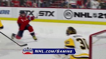 NHL Gaming World Championships TV Spot, '2021 GWC: Build Your Dream Squad' - Thumbnail 5
