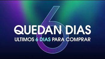 Rooms to Go Venta por el 30 Aniversario TV Spot, 'Ahora mismo: comedores: 6 días'  [Spanish]