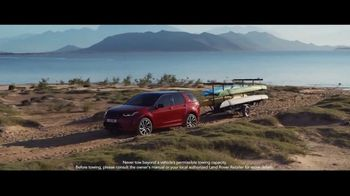 Land Rover Own the Adventure Sales Event TV Spot, 'Adventure Is Calling' [T2]