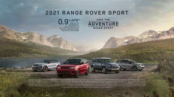 Land Rover Own the Adventure Sales Event TV Spot, 'Adventure Is Calling' [T2] - Thumbnail 9
