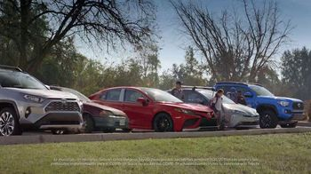 Toyota Marzo en Marcha TV Spot, 'Juego de beísbol' [Spanish] [T2] - 48 commercial airings
