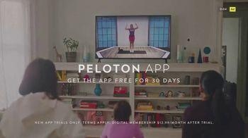 Peloton App TV Spot, 'Running, Meditation & More: Free for 90 Days' Song by Paloma Faith - Thumbnail 10