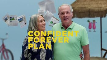 Certified Financial Planner (CFP) TV Spot, 'Confident Forever Plan'