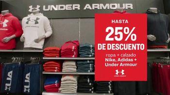 Academy Sports + Outdoors TV Spot, '25% de descuento: Nike, adidas y Under Armour' [Spanish] - Thumbnail 2