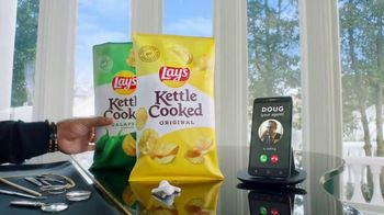 Lay's Kettle Cooked TV Spot, 'Get Lost in the Crunch' Featuring Marshawn Lynch - Thumbnail 1