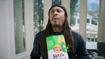 Lay's Kettle Cooked TV Spot, 'Get Lost in the Crunch' Featuring Marshawn Lynch