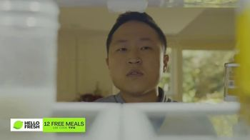 HelloFresh TV Spot, 'New Year: 12 Free Meals'