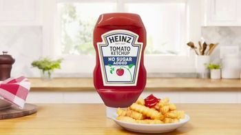 Heinz Ketchup TV Spot, 'There's a Heinz Ketchup for Everyone: No Sugar Added'