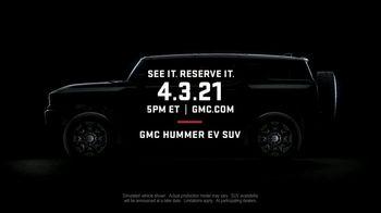 GMC Hummer EV SUV TV Spot, 'Arrival' Song by Karen O, Trent Reznor [T1] - Thumbnail 7