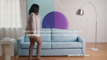 Cerebral TV Spot, 'Cerebral Members Share Their Stories: Join Today' - Thumbnail 1