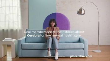 Cerebral TV Spot, 'Cerebral Members Share Their Stories: Join Today'