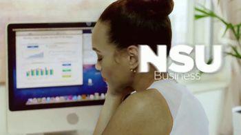 Nova Southeastern University TV Spot, 'The Business World Is Changing' - Thumbnail 7
