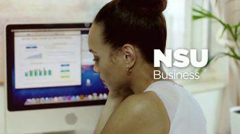 Nova Southeastern University TV Spot, 'The Business World Is Changing' - Thumbnail 8