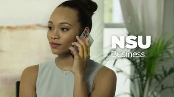 Nova Southeastern University TV Spot, 'The Business World Is Changing' - Thumbnail 9