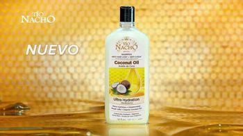 Tío Nacho Ultra Hydration Coconut Oil TV Spot, '100% hidratación desde el primera día' [Spanish]