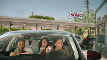 Sonic Drive-In Bacon Jam Cheeseburger TV Spot, 'Remix' - Thumbnail 1