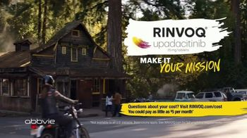 RINVOQ TV Spot, 'Your Mission: Motorcycle' - Thumbnail 10
