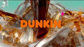 Dunkin' Cold Brew With Sweet Cold Foam TV Spot, 'El Cold Brew perfecto: dulce fría' [Spanish] - Thumbnail 1