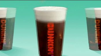 Dunkin' Cold Brew With Sweet Cold Foam TV Spot, 'El Cold Brew perfecto: dulce fría' [Spanish] - Thumbnail 3