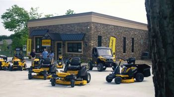 Cub Cadet TV Spot, 'Locally Owned Dealers: $300 off Zero-Turns' - Thumbnail 1