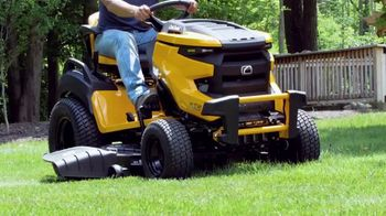 Cub Cadet TV Spot, 'Locally Owned Dealers: $300 off Zero-Turns'