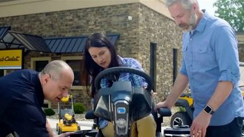 Cub Cadet TV Spot, 'Locally Owned Dealers: $300 off Zero-Turns' - Thumbnail 3