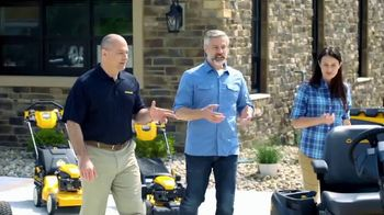 Cub Cadet TV Spot, 'Locally Owned Dealers: $300 off Zero-Turns' - Thumbnail 5